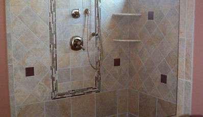 Shower Redesign and Installation